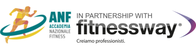 Accademia nazionale fitness - logo - marchio fitnessway 30-9